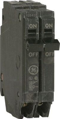 GE Q-Line Double Pole 30 amps Circuit Breaker
