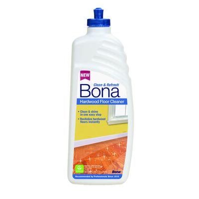 Bona Clean & Refresh No Scent Floor Cleaner and Restorer 36 oz. Liquid