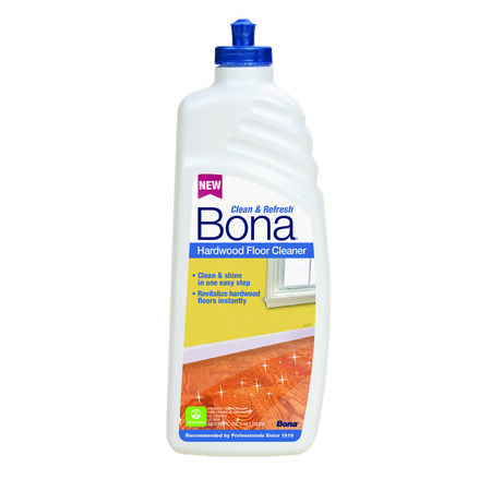 Bona Clean & Refresh No Scent Floor Cleaner and Restorer 36 oz. Liquid