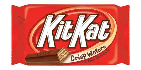 Kit Kat Crisp Wafers in Milk Chocolate Candy Bar 1.5 oz.
