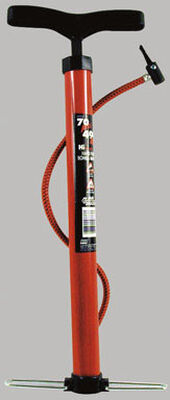 Custom Accessories Air Master 70 psi Hand Pump 22 in.