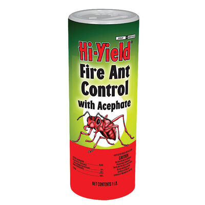 Hi-Yield Fire Ant Control with Acephate Insect Killer For Fire Ants 1 lb.