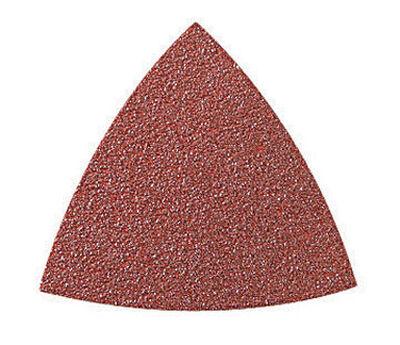 Dremel Multi-Max Sandpaper Sandpaper For 60 120 240 grit For Wood 6 pk