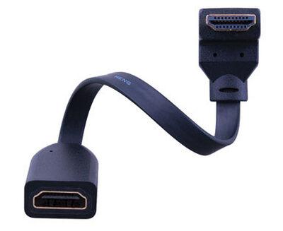 Vanco HDMI Flat Top HDMI Angle Adapter 1