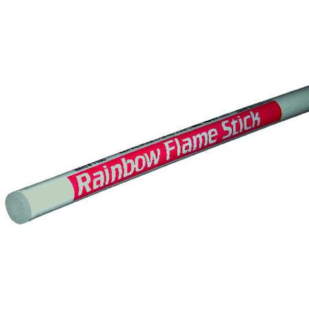 Rutland Rainbow Flame Stick Granular Crystal Fire Starter 1.45 oz.