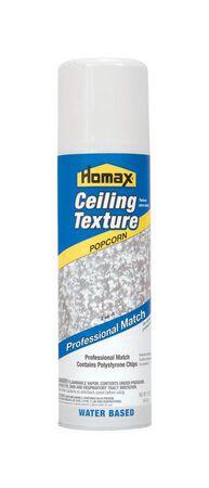Homax Pro Match 16 oz. Aerosol Can Water-Based Popcorn Ceiling Spray Texture