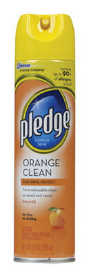 Pledge 9.7 oz. Furniture Polish Spray