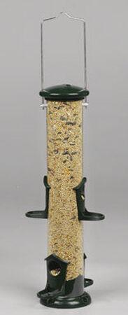 Audubon Wild Bird 2 lb. Plastic Tube Seed Feeder 4