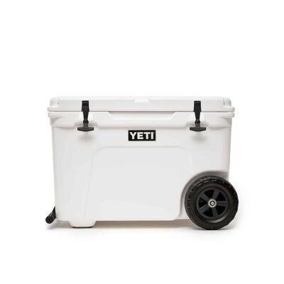 YETI Tundra Haul Roller Cooler White