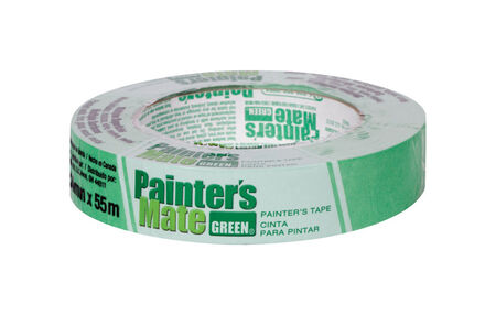 Painter's Mate 0.94 in. W x 60 yd. L Green Medium Strength Masking Tape 1 pk