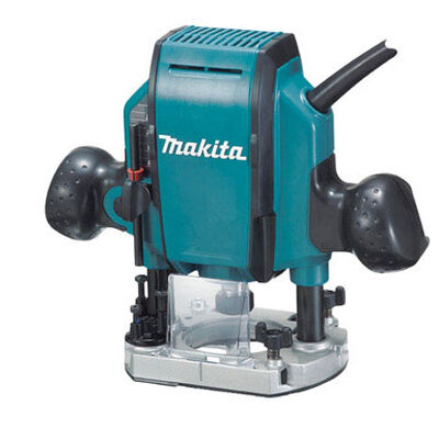 Makita Plunge Router 27 000 rpm 8 Amp 1/4 in.