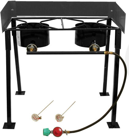 King Kooker  30-Inch Two-Burner Outdoor Cook Stove