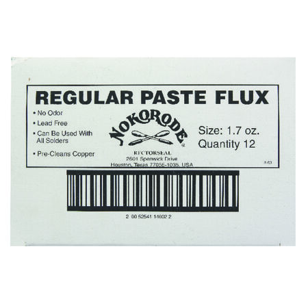 Rectorseal 1.7 oz. Soldering Flux Tin/Antimony Lead Free