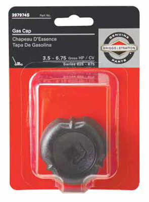 Briggs & Stratton Gas Cap For For all Max & Quantum Engines