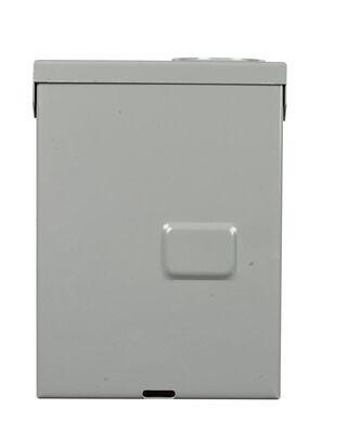 GE PowerMark Gold 40 amps 2 space 4 circuits 240 volts Plug-In Main Lug Circuit Breaker Panel