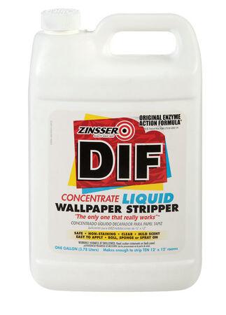 Zinsser DIF Odorless Wallpaper Stripper 1 gal. Gel