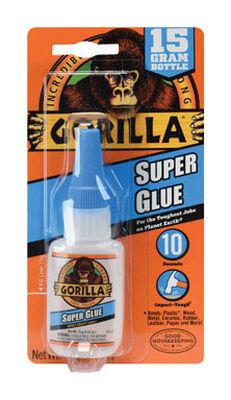 Gorilla Super Glue .53 oz.