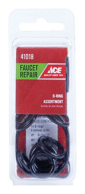 Ace Rubber O-Ring Assortment 14