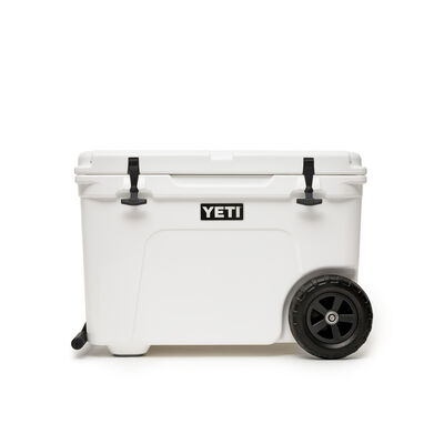 YETI Tundra Haul Cooler 45 cans White