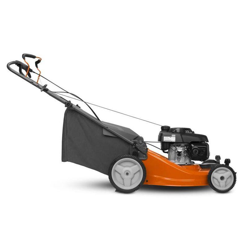 Husqvarna Honda 21 in  160 cc Self-Propelled Lawnmower Mulching Capability