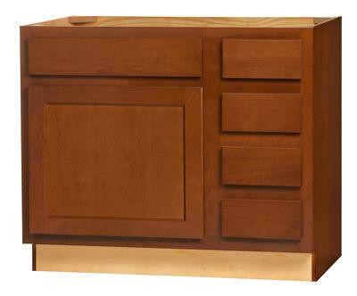 Glenwood Bathroom Vanity Cabinet V36SD