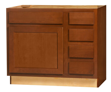 Glenwood Bathroom Vanity Cabinet V36SD
