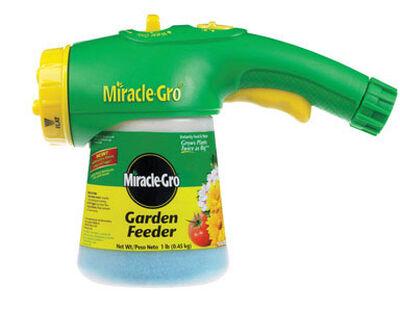 Miracle-Gro Garden Feeder Sprayer For All Purpose 1 lb.