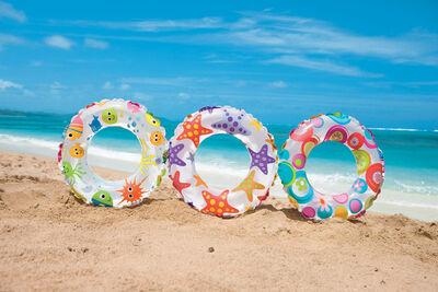 Intex Assorted Vinyl Inflatable Tube