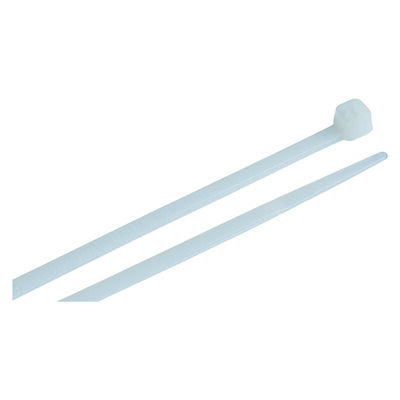 Gardner Bender 6 in. L White Cable Tie 100 pk