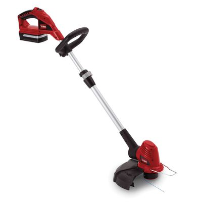 Toro Electric Powered Rotating Shaft Cordless String Trimmer 12 in.