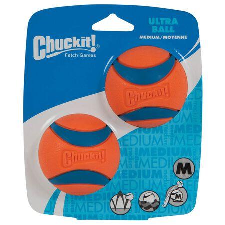 Chuckit! Rubber Ultra Ball Ultra Ball Medium