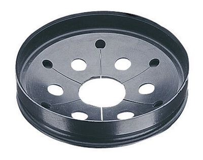 InSinkErator Garbage Disposal Strainer Black