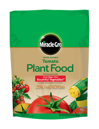 Miracle-Gro Tomato Plant Food For Vegetables 3 lb.