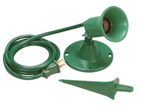 Ace Plug In Spotlight Kit Green 100 150 and 50 1 pk