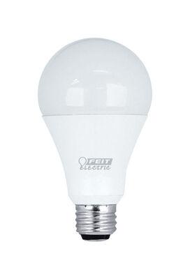 FEIT Electric Performance LED Bulb 7/15/21 watts 800/1500/2200 lumens 2700 K A-Line 50/100/150 w