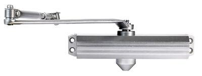 Tell Adjustable Door Closer Hydraulic Grade 1 Aluminum