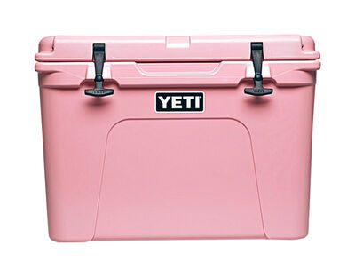 YETI Tundra 50 Limited Edition Cooler 32 can Pink 1 pk