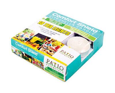 Patio Essentials Citronella Oil Candle 18 pk