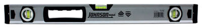 Johnson Aluminum Box Beam Level 24 in. L