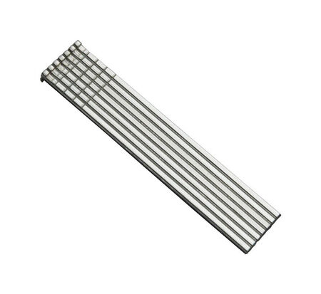 Grip-Rite 1 in. L 18 Ga. Electrogalvanized Finish Brad Nails 5 000 pc.