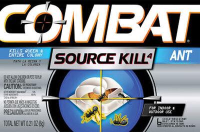 Combat Bait Station Ant Killer 6 pk