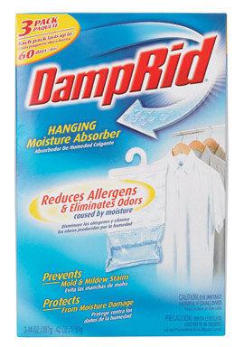 Fresh Scent Hanging Moisture Absorber DampRid  42 oz