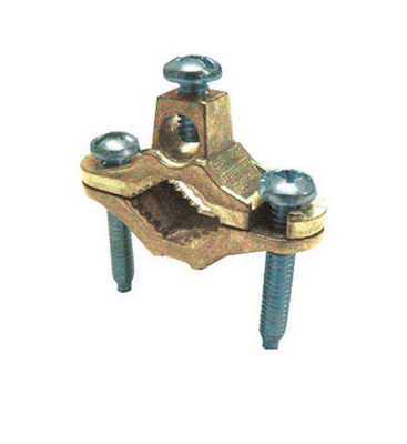 Sigma 2 in. Bronze Ground Clamp 1