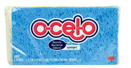 Ocelo Sponge 7.7 in. L 1 pk