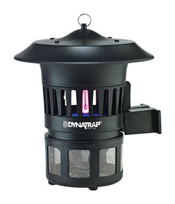 Dynatrap Flying Insect Trap 1/2 acre For Mosquitoes Moths Flying Insects Wasps Moths