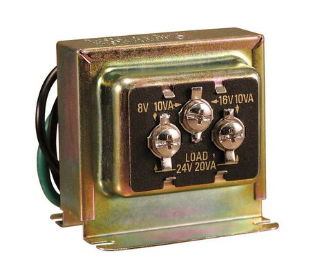 Heath Zenith 120 volts Tri Volt Transformer