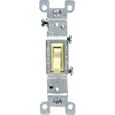 Leviton CSA 15 amps Toggle Switch Single Pole