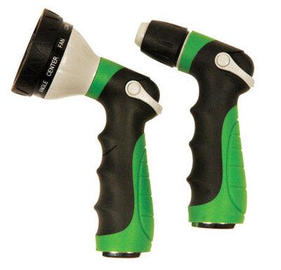 Ace 10 pattern Adjustable Hose Nozzle Die-Cast Zinc