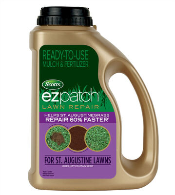 Scotts EZ Seed Mulch and Fertilizer