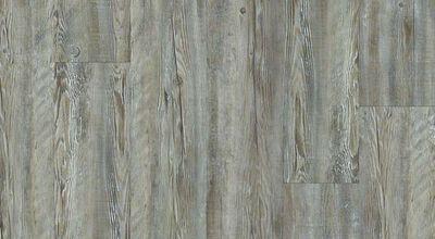 Resilient Vinyl plank carton - Weathered Barnboard